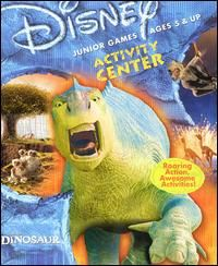 Disneys Dinosaur Activity Center PC CD Kids Games Etc