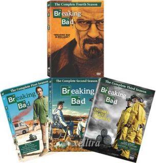 New Breaking Bad The Complete Season 1 2 3 4 Seasons 1 4
