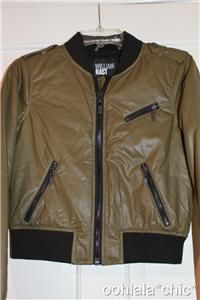 William Rast for Target Army Military Green Jacket