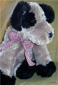 Black and Tan Terrier Dog Plush Animal Adventures 14