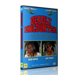 Deadly Encounter Larry Hagman s Anspach DVD PAL