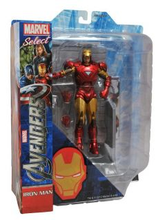 attach/1/9/9/9/Marvel Select Avengers Movie Iron Man 1_1340204485