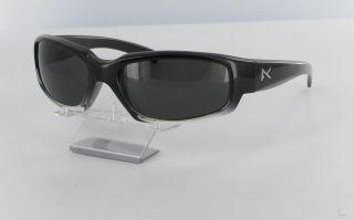 Anon Crusher Black Fade Sunglasses w Gray Gradient Lens