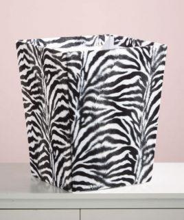 ZEBRA   Animal Print Storage Bins Bathroom Bedroom Home Decor Towels