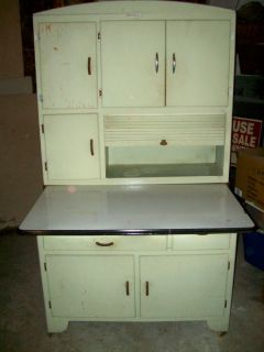 Antique Hoosier Kitchen Cabinet Showers Brothers