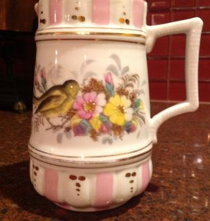 Antique Old Paris Cream Pitcher Excellent Condition Porcelain