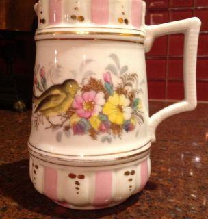 Antique Old Paris Cream Pitcher Excellent Condition Porcelain