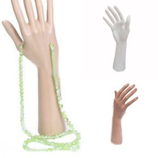Showcase Mannequin Hand Gloves Display Jewelry Bracelet Necklace