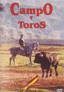 T10/ FIESTAS DE TOROS EN ESPAÑA DVD VOL.10 CAMPO Y TOROS. DE DOMECQ