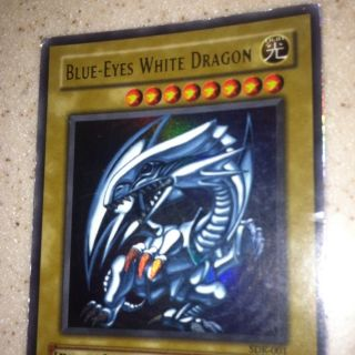 Blue Eyes White Dragon SDK 001 Well Played Foil Holo