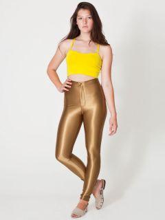 Disco Pant s Caramel American Apparel $82