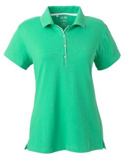 Adidas Golf Brand New Ladies Size s 2XL ClimaLite Tour Jersey Polo