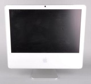 20 Apple iMac A1207 2 33GHz Intel Core Duo 3GB Desktop