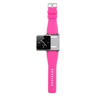Apple iPod Nano 6 TH Generation Pink Watch Band