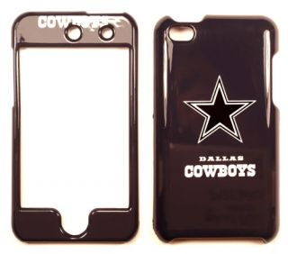 Dallas Cowboys Apple iPod Touch 4 Faceplate Case Cover Snap On