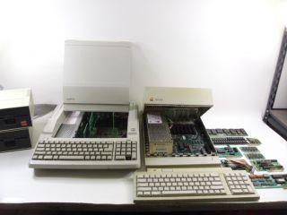 RARE Vintage Apple Computer Bundle Apple IIGS IIe More