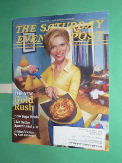 The Saturday Evening Post Magazine March April 2011