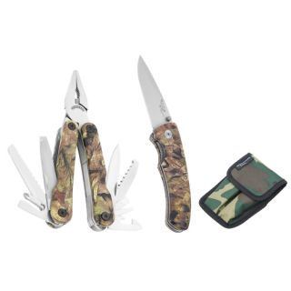 Appalachian Trail 2 PC Multi Purpose Tool Pocket Knife