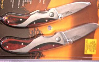 APPALACHIAN TRAIL SINGLE BLADE FOLDING KNIVES NEW IN ORIGINAL