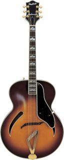 Gretsch G400 Synchromatic Archtop Acoustic Guitar   Sunburst