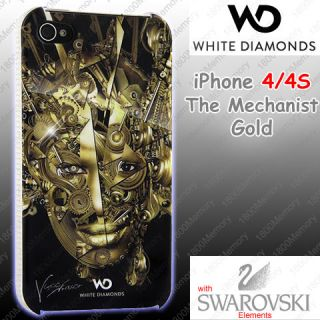 Diamonds The Mechanist Case for Apple iPhone 4 Giuseppe Arcimboldo