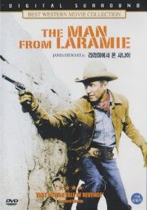 The Man from Laramie (1955) James Stewart DVD