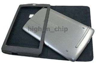 Leather Case Pouch Sleeve Cover F/ ARCHOS 101 G9 Tablet 10.1 Black US