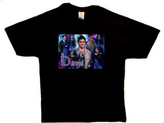 American Idol Star David Archuleta Custom New T Shirt