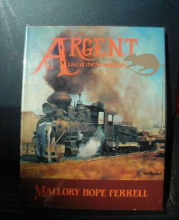 ARGENT LAST OF THE SWAMP RATS Book Mallory Hope Ferrell HC 1994