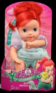 New Disney Princess Baby Ariel Plush Doll Toy Mermaid
