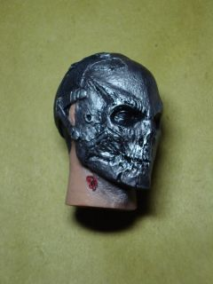 Custom Army of Two Action Figure Head 1 6 for Hot Toys