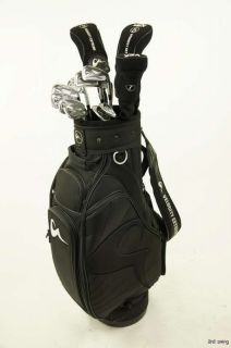 Mens Right Hand VEX Isao Aoki Japan Golf Club Complete Set + Bag MRH