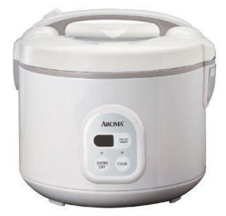 aroma arc 838tc 8 cup digital rice cooker food steamer