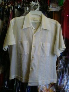 Vintage 1950s Arrow Rockabilly Shirt Madmen Mod Greaser