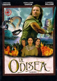La Odisea 1997 The Odyssey Armand Assante New DVD