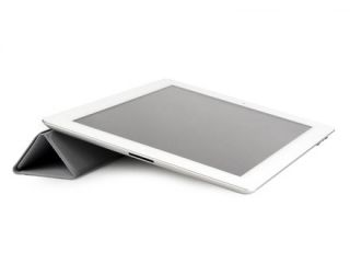 For iPad 2 3 New iPad Smart Cover Slim Magnetic Case Wake Sleep Stand