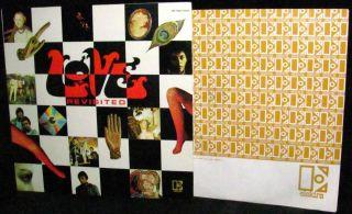 Mint 1970 Orig Love Arthur Lee West Coast Garage Psych Doors La Gold