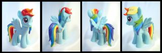 Custom MLP FIM Set My Little Pony Friendship Is Magic