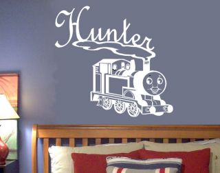 Personalized Name Vinyl Wall Decal Nursery Wall Art Kids Room