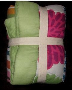 Artistic Accents Girl Teens Dorm College Standard Sham to Match Quilt