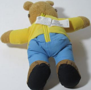 1996 Playskool Hasbro Talking Arthur Stuffed Plush Doll Toy Marc Brown