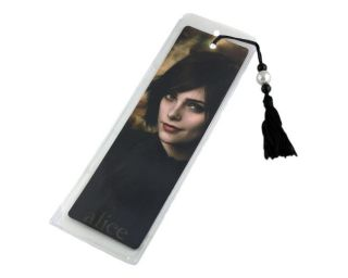 New Moon Twilight Bookmark Alice Cullen Ashley Greene N