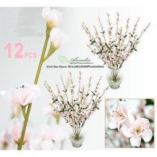 DZ 27 Cherry Blossom Silk Flower Artificial Plants P