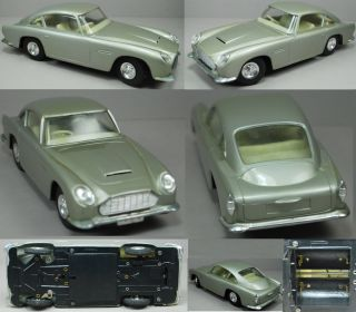 James Bond 1970s Hong Kong 118 Aston Martin Battery Operated