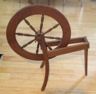 ashford traditional spinning wheel manual