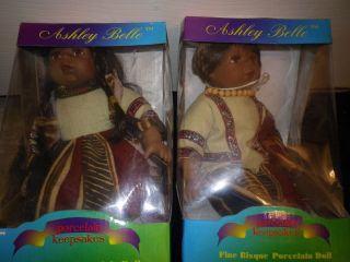 Ashley Belle Native American Dolls