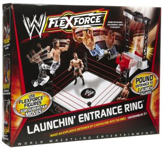 New WWE Wrestler Action Figure Arena Playset toys for boys Gift