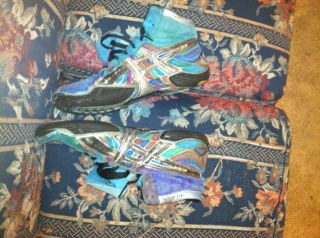 Asics Gable Ultimate RARE Wrestling Shoes Custom