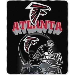 Atlanta Falcons NFL 50x60 Fleece Throw Blanket New