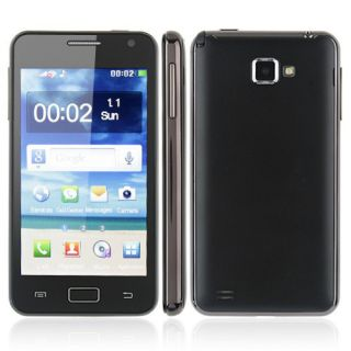 Sim Analog TV WiFi Touch Screen Mobile Cell Phone GSM ATT I92 B